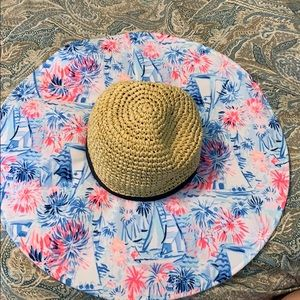 Lily Pulitzer Sunhat